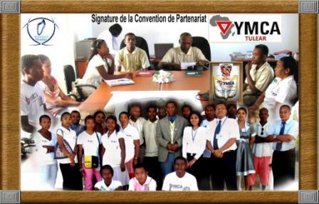 Partenariat YMCA - BIANCO